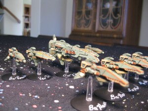 Mauridian Expeditionary Force