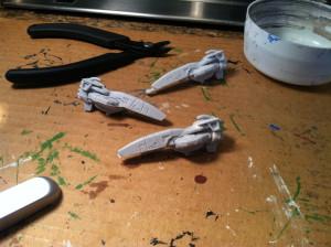 Vel'Naveg missile cruiser, from Ravenstar Studios.