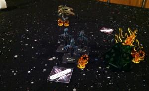 Nightshades attack Ba'Negva.