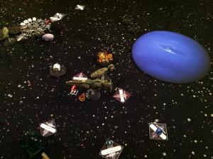 Gal'Efors blasts 222 Group.