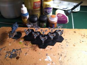 The fleet fighter arm.