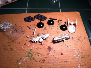 Minis from Studio Bergstrom.