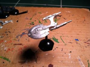 Adjudicator Heavy Cruiser.
