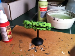 ORCDeF cruiser with a wash.
