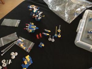 Lego Starships
